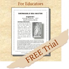 Free Product Trial for Educators - DO NOT ADD TO CART - SCROLL DOWN