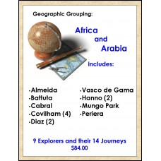 Grouping: Africa and Arabia