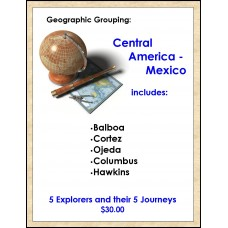 Grouping: Central America - Mexico