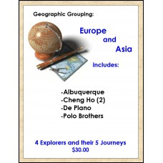 Grouping: Europe and Asia