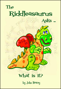 The Riddleasaurus Asks eBook